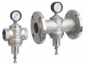 purpose of pressure reducing valve