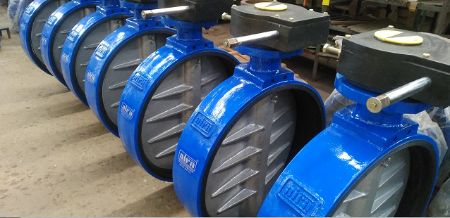 butterfly valve, types of butterfly valve, butterfly valve applications