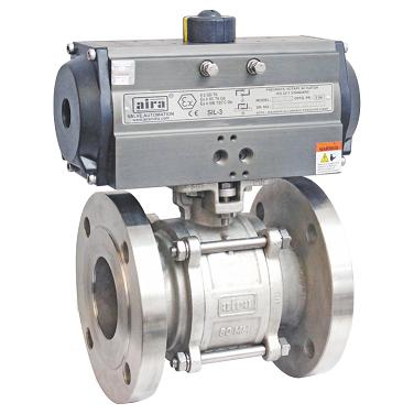 3piece ball valve