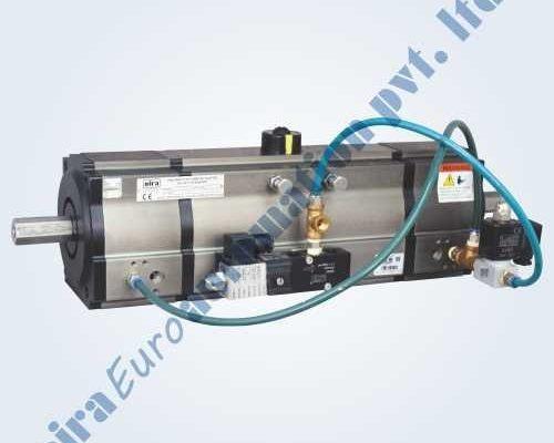 3 position pneumatic actuator